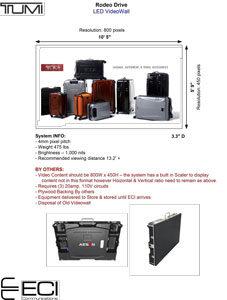 Tumi - Video System
